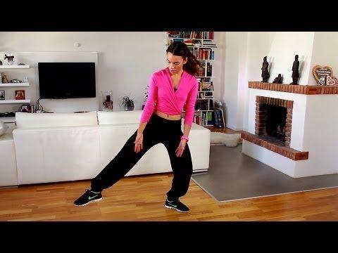 aerobic dance workout  25 min power mit amiena  aerobics