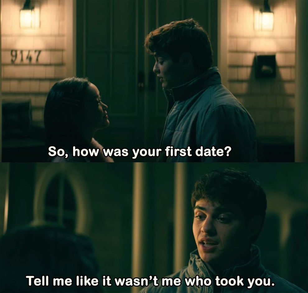 26 Times Peter Kavinsky Was Too Pure For This Earth In To All The Boys In 2020 Lara Jean Love Movie Romantic Movies