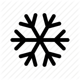 Winter Snow Flake Weather Cold Snowflake Cool Icon Snowflakes Cool Stuff Icon