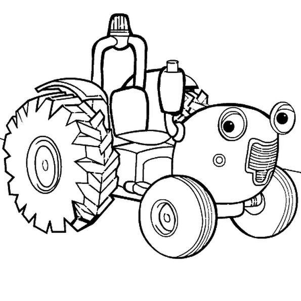traktor tom est un personnage de dessin animé pour les