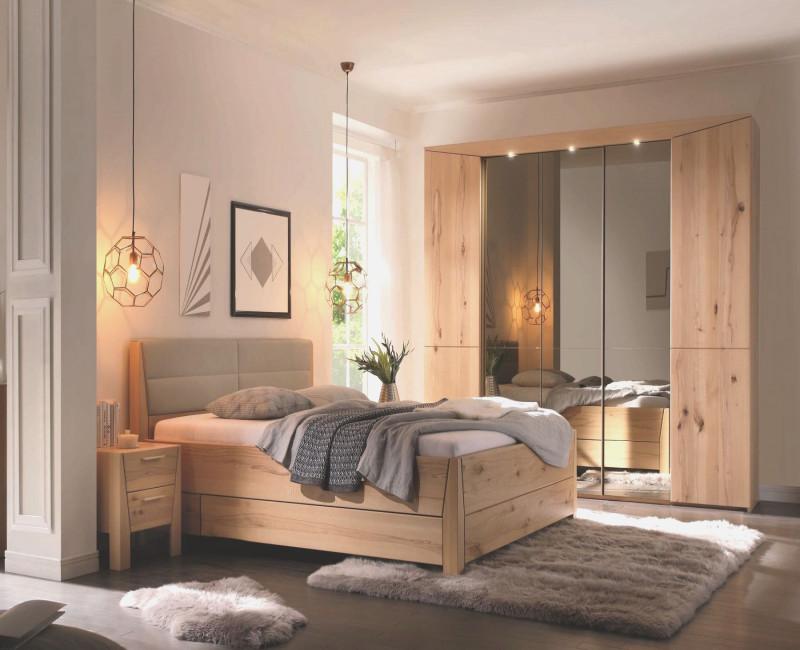 Schlafzimmer Deko Holz