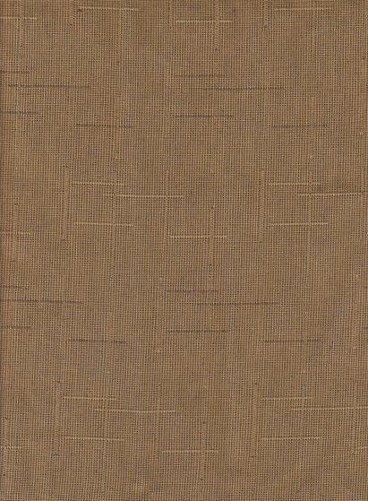Hoover Brass Raised Design Gold Upholstery Fabric