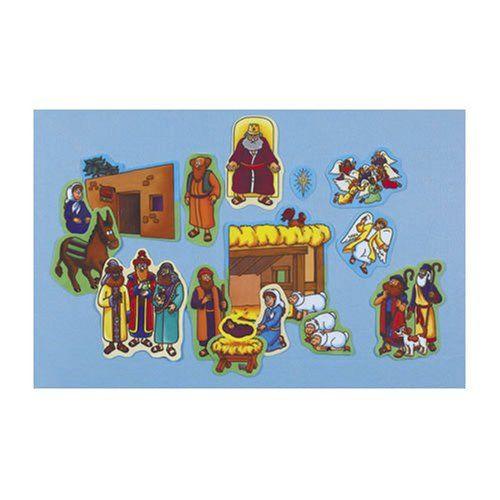 Beginners Bible - Baby Jesus Flannelboard Figures - Pre-Cut Little Folks Visual http://www.amazon.com/dp/B0006V563Y/ref=cm_sw_r_pi_dp_mNRqwb1HSSPEC