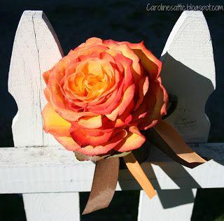 Carolines Attic: Dutchess Roses