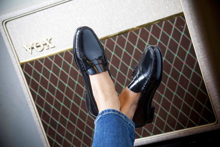 200f0c0a2f FONTELLA Penny Loafer  beatnikshoes - Handmade in Spain in genuine leather.  Worldwide shipping by UPS. € 129