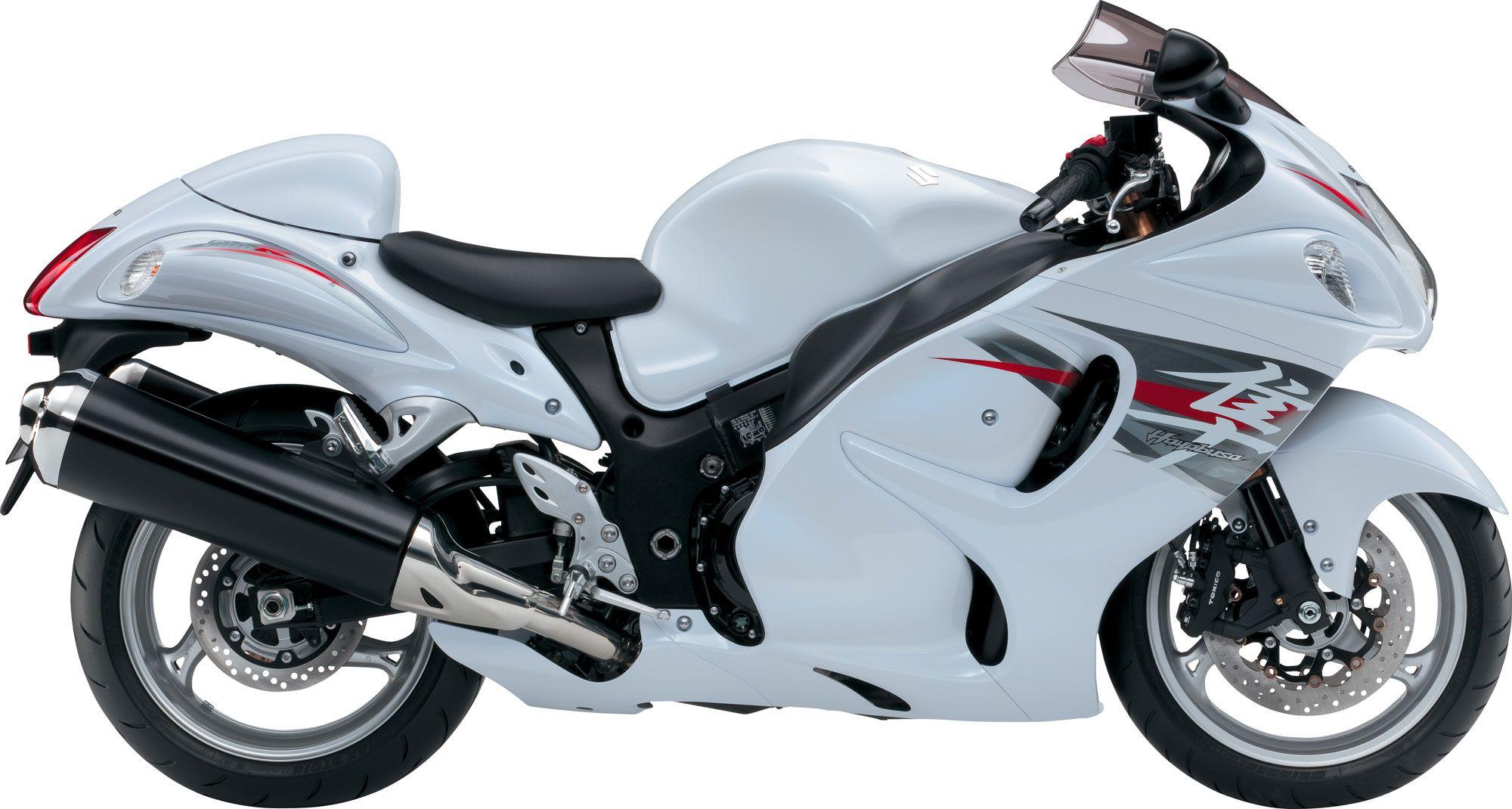 Hayabusa Motorcycle 2012 Suzuki Hayabusa White 2012 2013 New