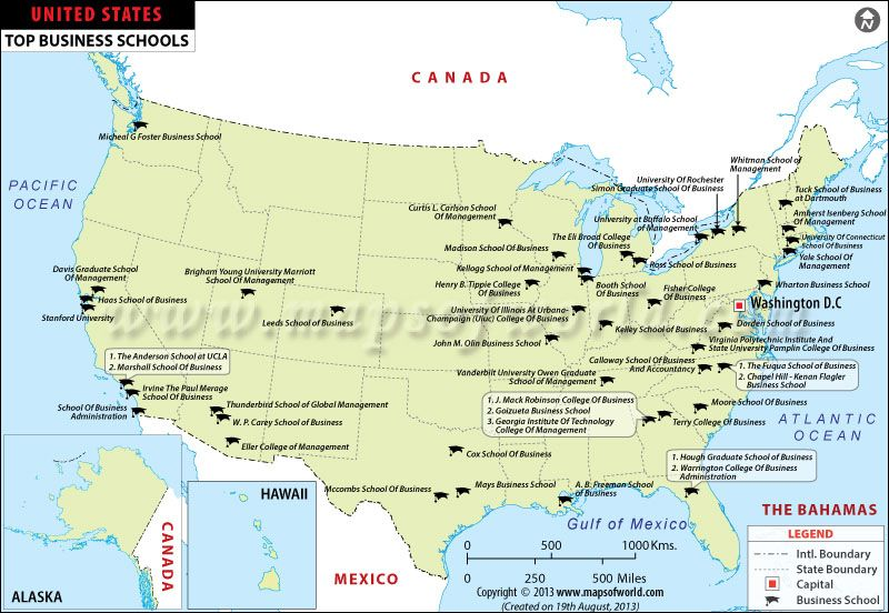 USA Top Schools Ma   I maps   Schools in usa, Tops, School