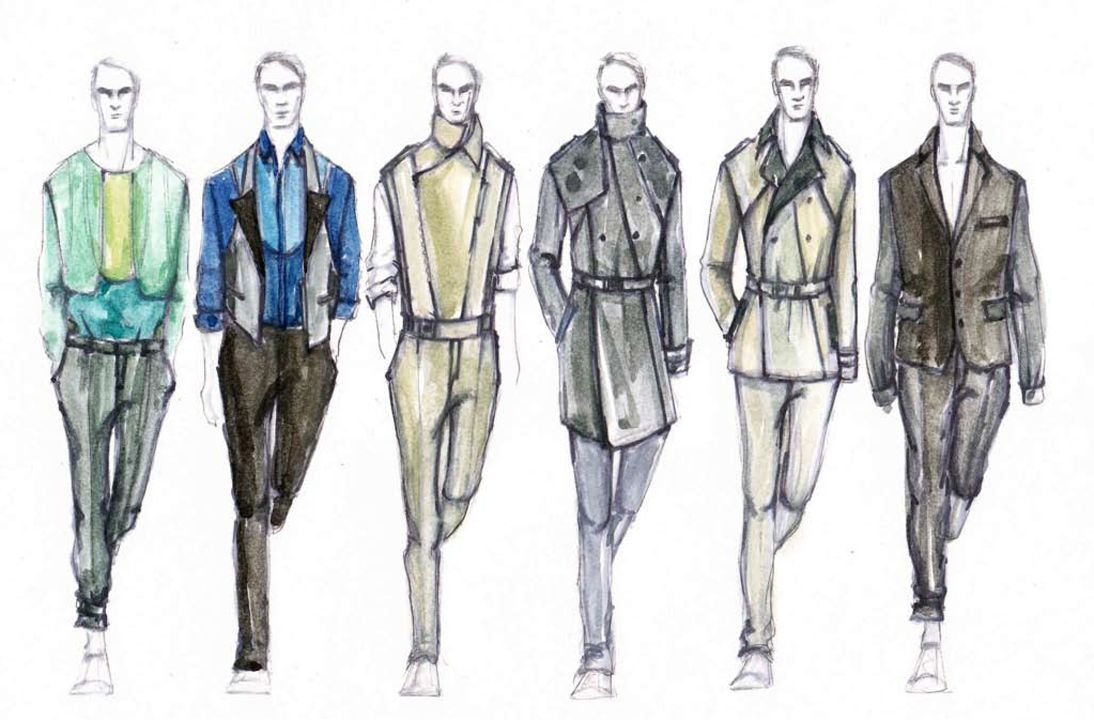 men's fashion illustration - Google Search | Fashion ...