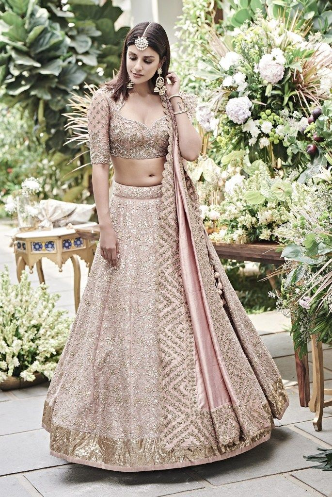 Jayanti Reddy Summer Lehengas | 2019 Bridal Collec