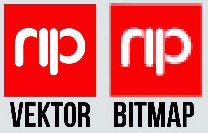 Pengertian Gambar Bitmap Pada Dunia Desain Grafis Desain Grafis Grafis Gambar