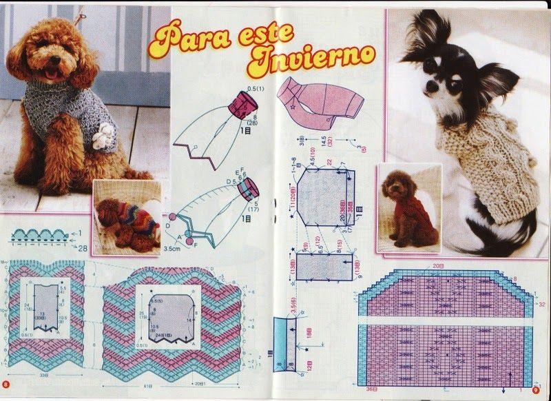 Suéteres para las mascotas Hola!! Tengo dos perritos a los cuales ...