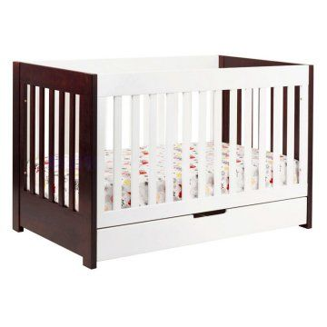 Babyletto Mercer 3-in-1 Convertible Crib - Baby Cribs at Hayneedle