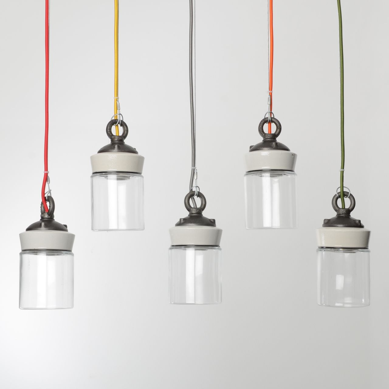 Mini Jar Pendants | Vintage industrial lighting, Vintage ...