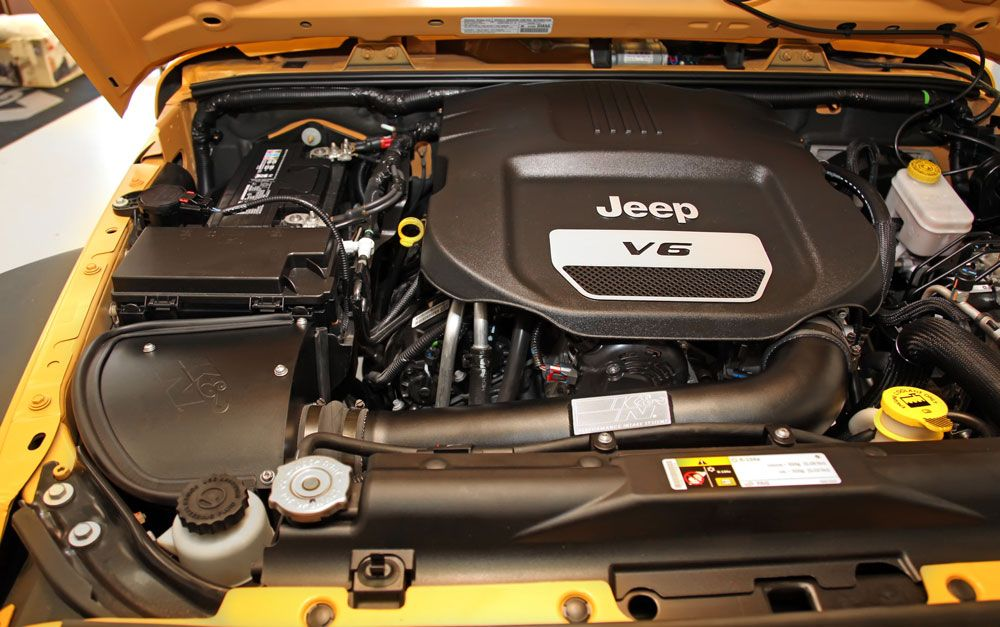 Oil Change Basics And Parts To Keep Your Jeep Engine In Top Shape