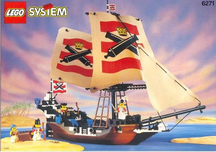 The Complete Lego Pirate Ship Collectors Guide Lego Pinterest