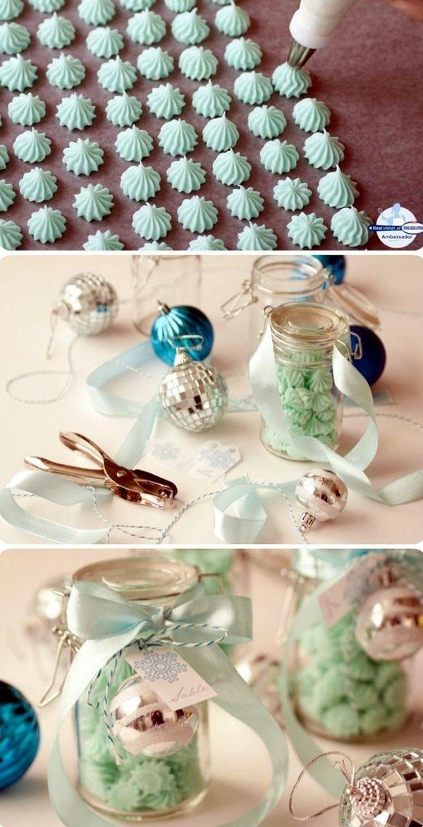 100 ideen f r billige weihnachtsgeschenke selbst gemacht weihnachten pinterest edible. Black Bedroom Furniture Sets. Home Design Ideas