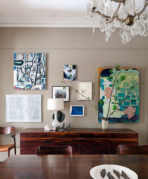 BM November Rain | Paint Colors, Ideas & Tips | Pintura paredes ...