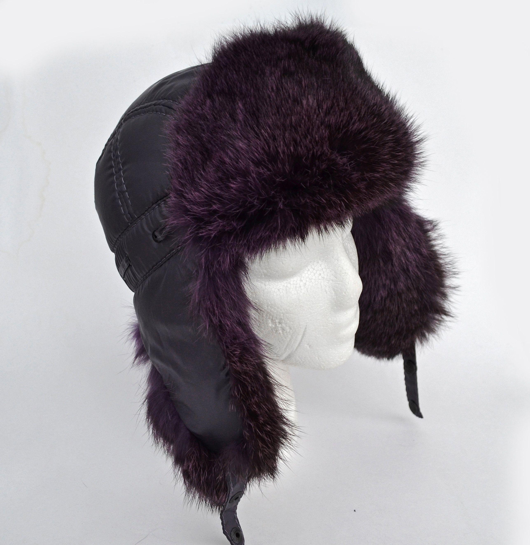 Pin On Rabbit Fur Hats