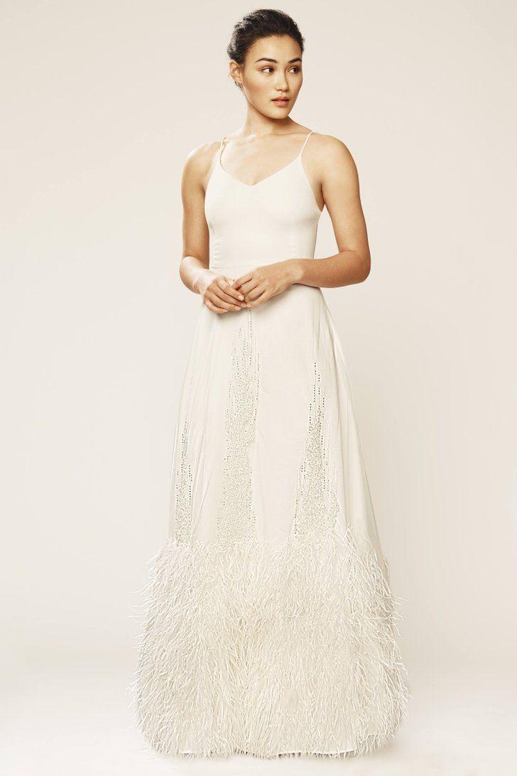 Sarah Jessica Parker Designed Nontraditional Wedding Dresses ...