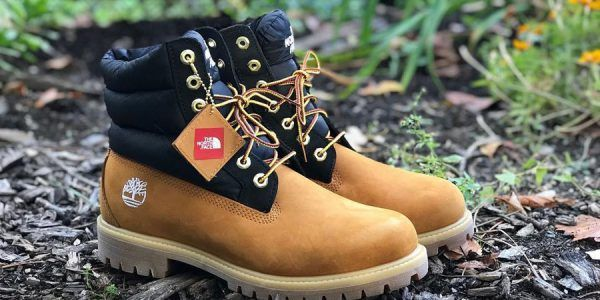 e65439b8a1a8 Check out the Timberland x The North Face Nuptse Boot