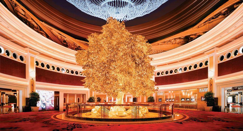 Wynn casino hotel show bet gambling sportsbook sports betting
