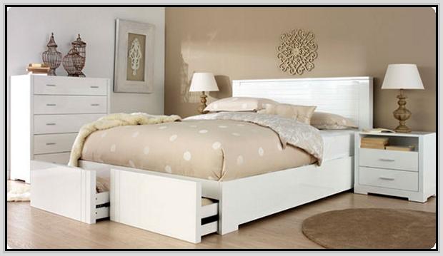 Photo of HomeOfficeDecorazione | Arredo camera da letto bianco set ikea