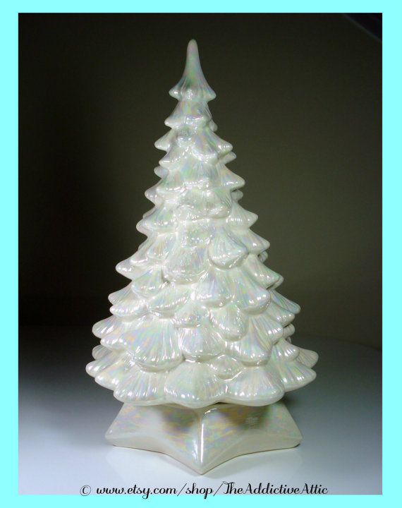 Hey, I found this really awesome Etsy listing at https://www.etsy.com/listing/195822149/ceramic-christmas-tree-rare-large