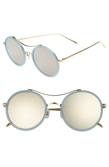 2911dc7d8f GENTLE MONSTER 53mm Aviator Sunglasses available at  Nordstrom