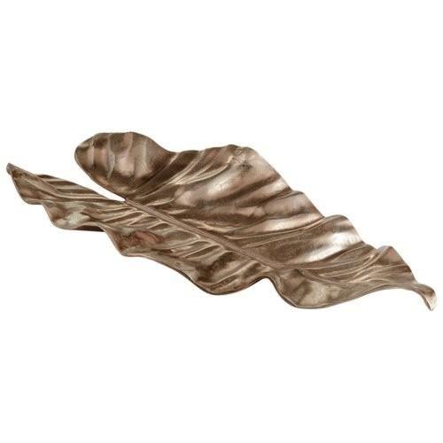 Cyan Large Leaf It Here Tray - Cyan Large Leaf It
