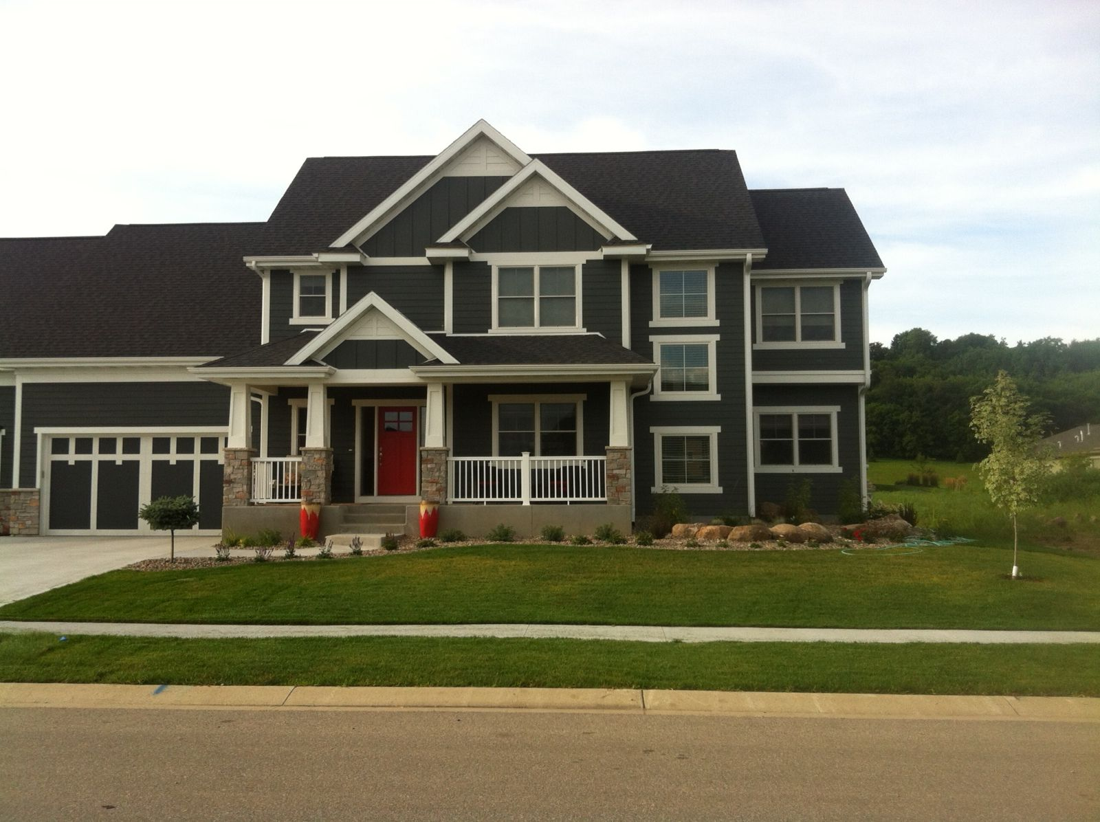 Best Images About Hardie Board Houses On Pinterest - Exterior hardie board