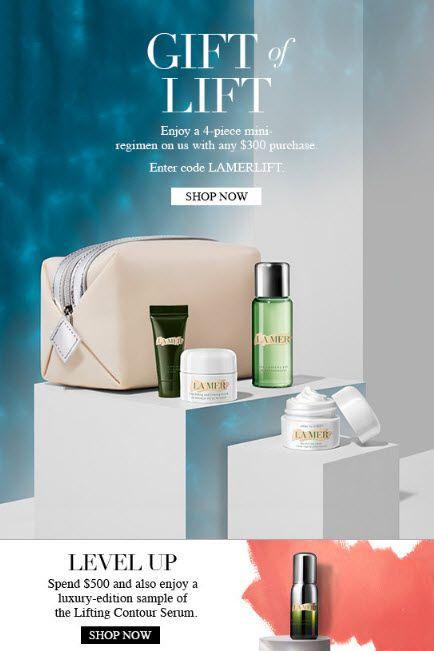 La Mer Free Bonus Gift with Purchase Promo Offers at La Mer - details at MakeupBonuses.com #LaMer #LaMer #GWP