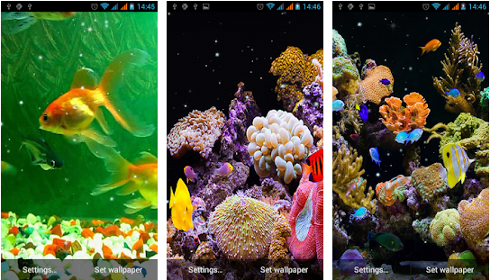 Best parallax live wallpaper top 10 apps for Android