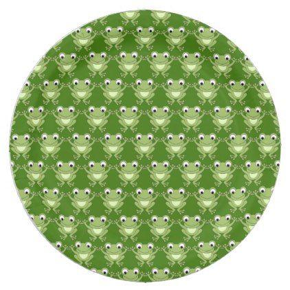 Green Frogs Paper Plates  sc 1 st  Pinterest & Green Frogs Paper Plates   Green frog
