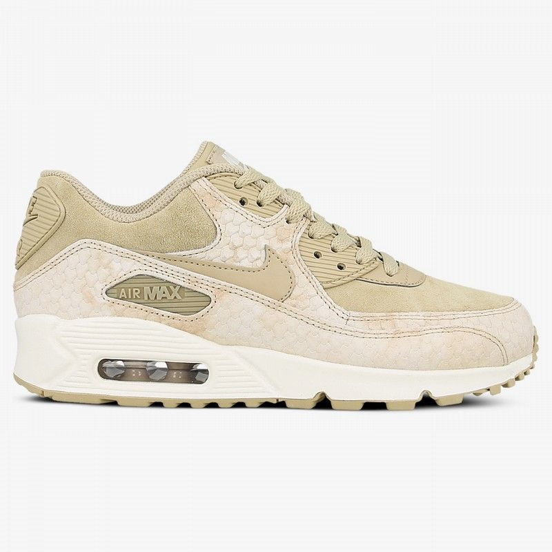 BUTY NIKE WMNS AIR MAX COMMAND PRM lifestyle BEŻOWY 718896100