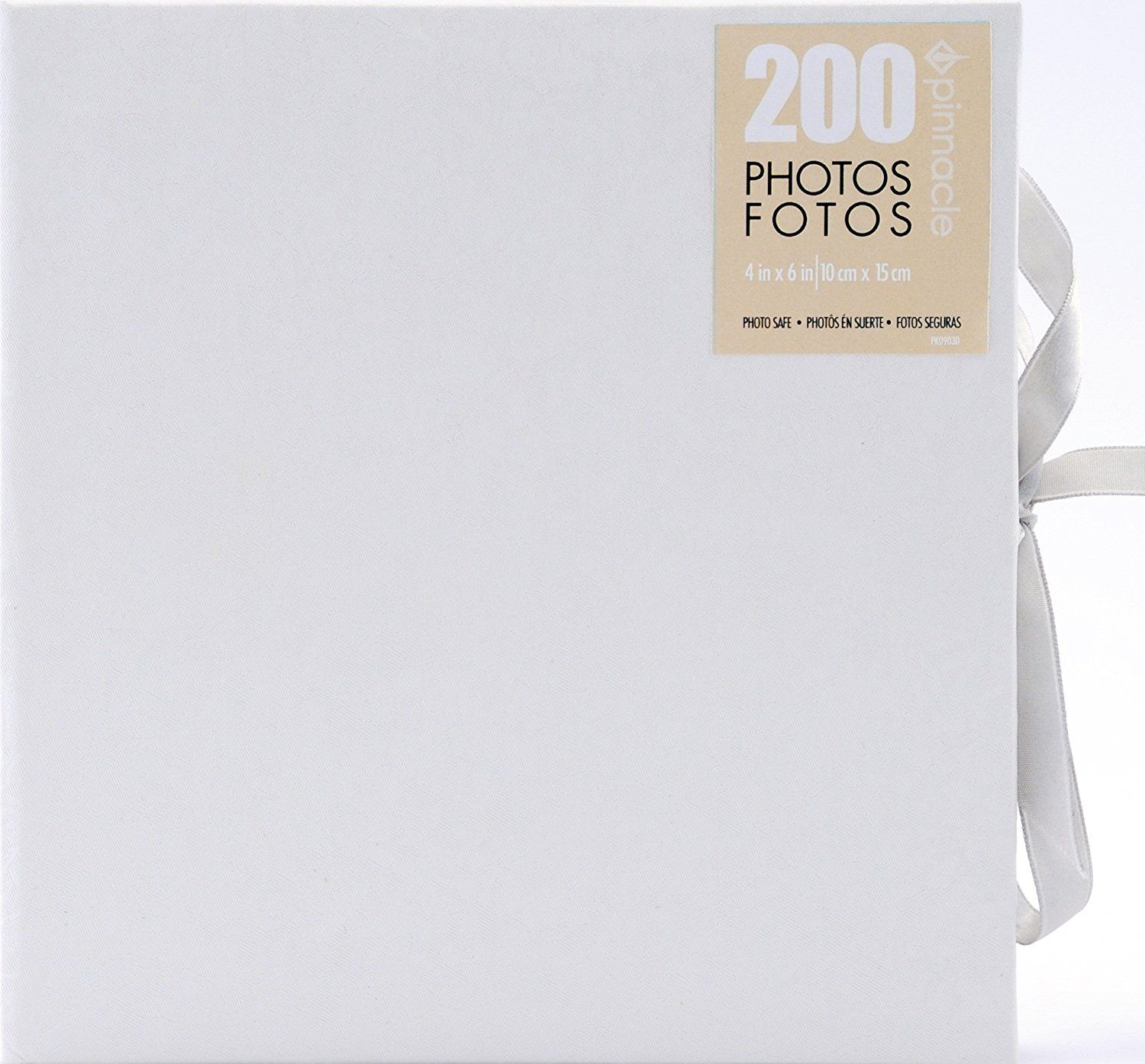 Pinnacle Frames And Accents Wedding Shimmer 160 Pocket Photo Album