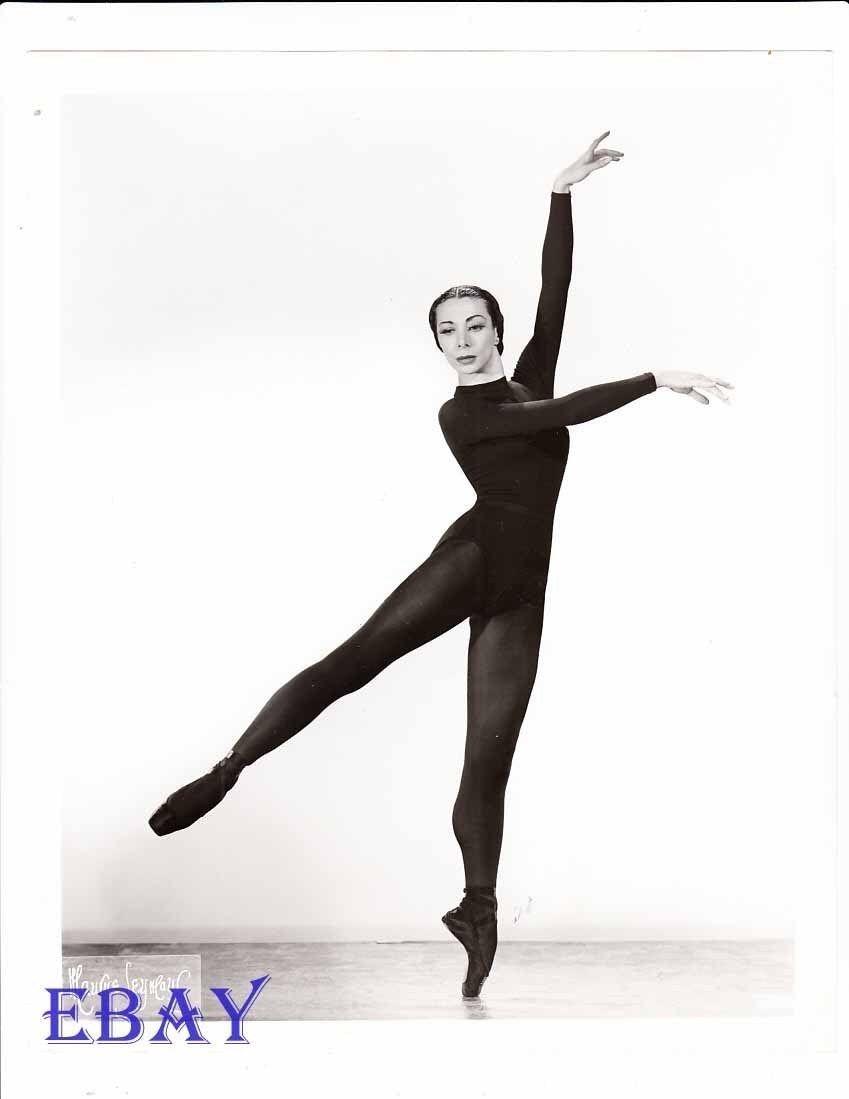 pärlor hög Telegraf  Details about Nora Kaye ballet VINTAGE Photo in 2020   Vintage photos,  Ballet, Photo