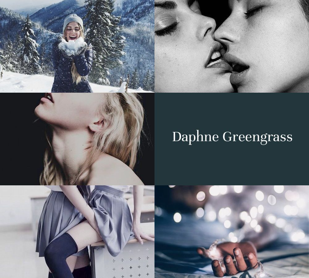 Pansy Parkinson X Daphne Greengrass Daphne Sniffs Well I M Nothing If Not Thorough Pansy She Really Is Slytherin Aesthetic Daphne Pansy Parkinson
