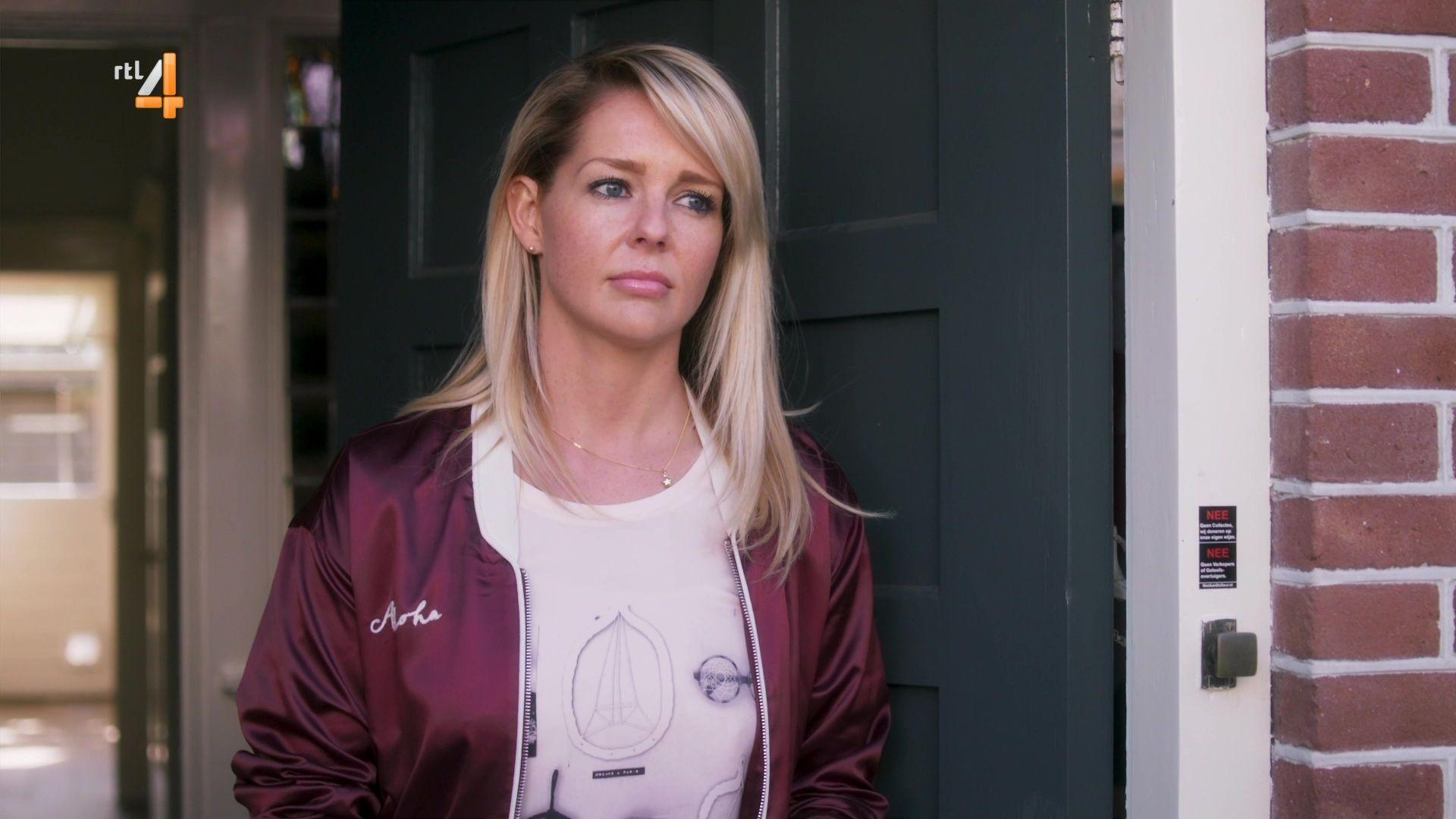 Chantal Janzen Dutch Celeb Tv Host Musical Actress
