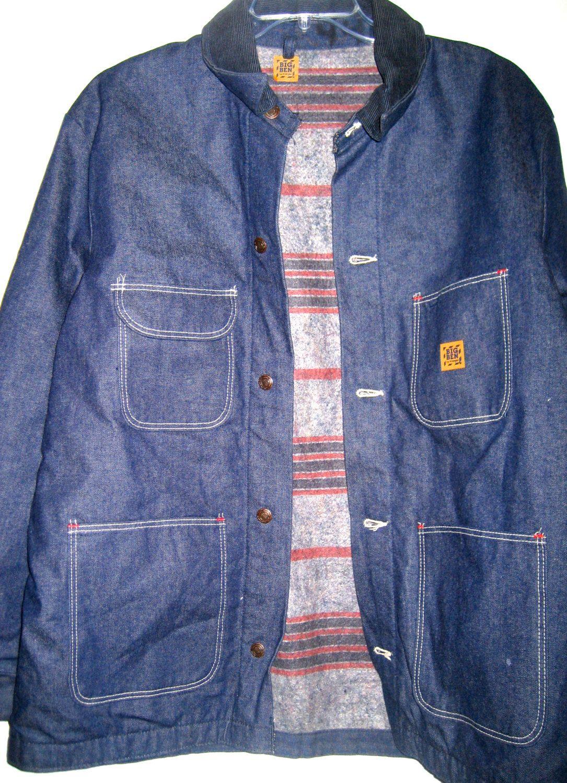 Wrangler jeansjacke 70er
