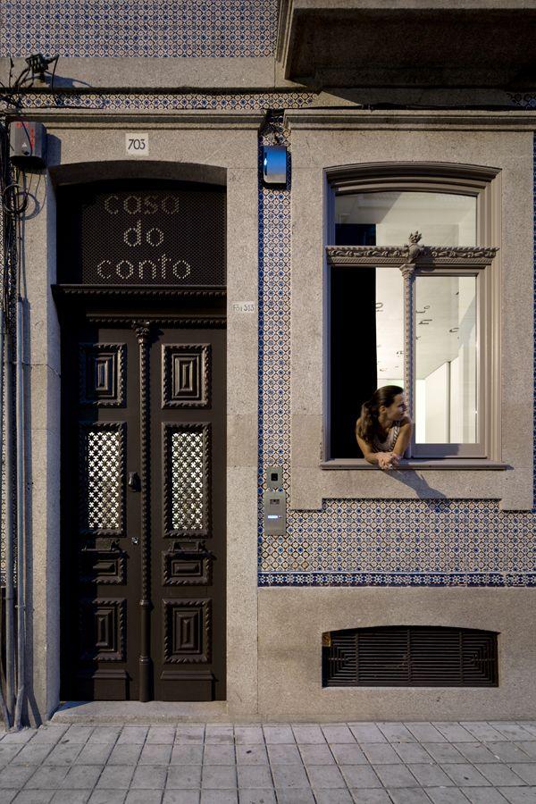 Casa do Conto, un nuevo hotel para la ciudad de Oporto que