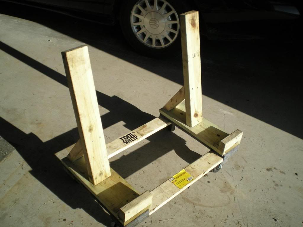 Deck Stand For Mower Deck Storage Mytractorforum Com