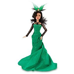 DISNEY  OZ THE GREAT AND POWERFUL EVANORA FASHION DOLL NEW IN BOX