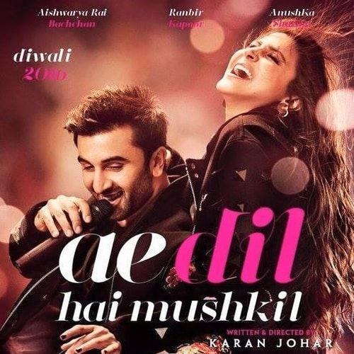 Ae Dil Hai Mushkil Songs Pk Movie Mp3 Songs Free Download Songs