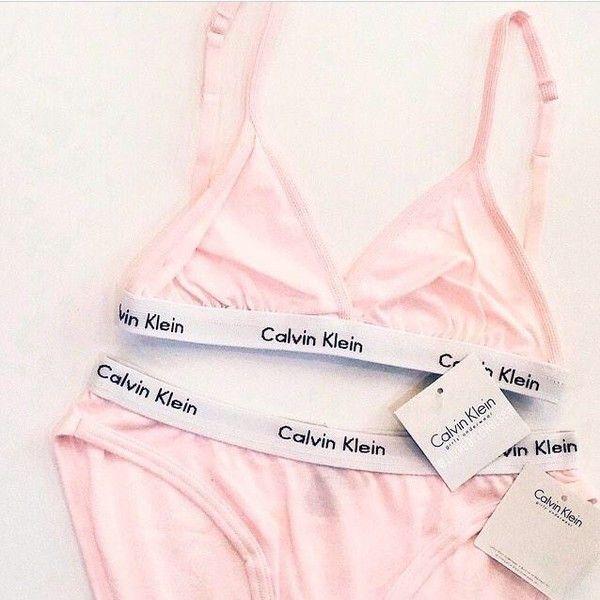 pink calvins