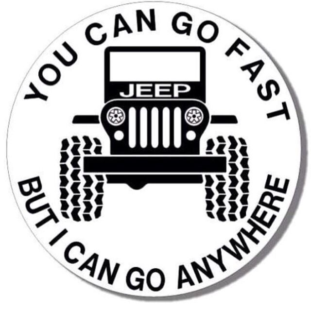 Jeep quotes / jeep wrangler / it's a jeep thing / jeep