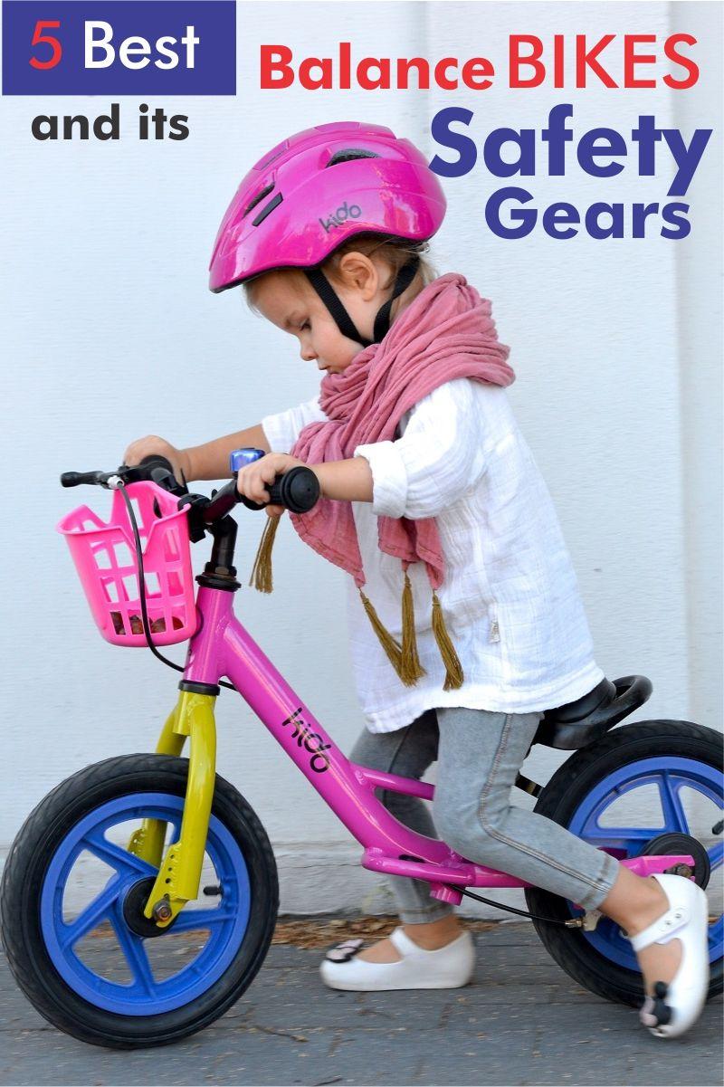 5 Best Balance Bikes And Its Safety Gears Balance Bike Bike