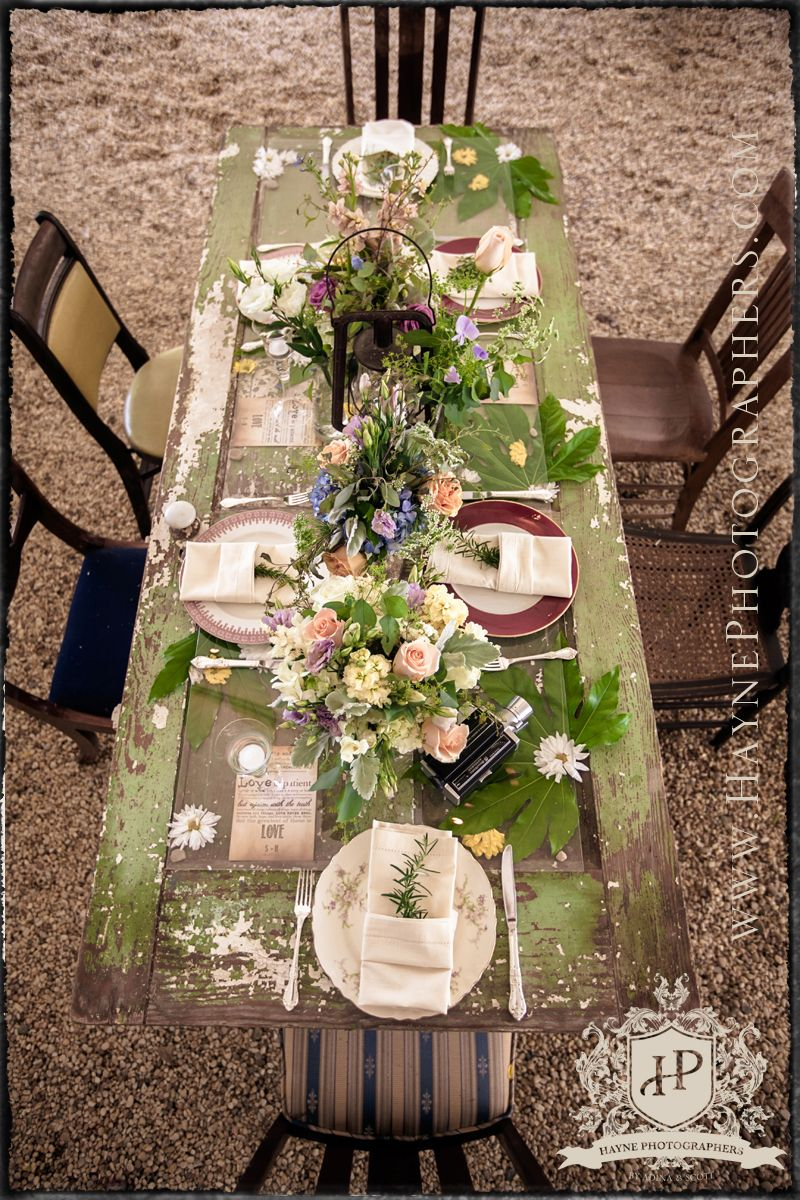 Our vintage wedding the big day pinterest wedding table
