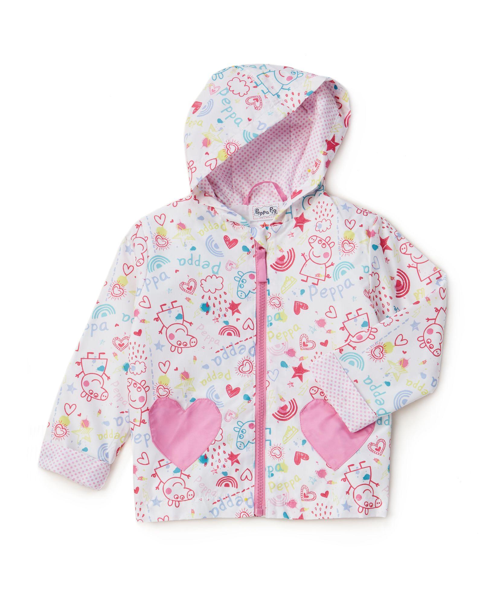 e161d7898cfe Toddler Girls) Printed Raincoat in 2019