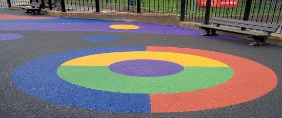 Image Result For Rubber Flooring For Playground Kids