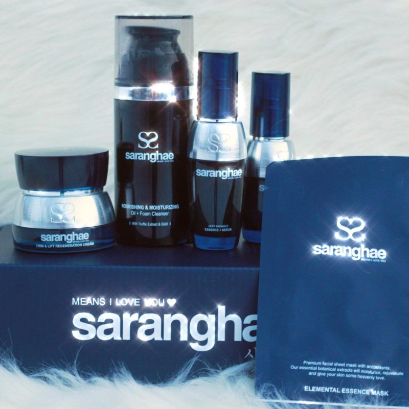 Saranghae Skincare Review Questionable Habits Skincare Review Skin Care Natural Line